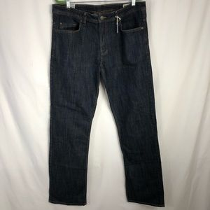 Men's 36 x 34 Straight Driven X Basic Jean stretch